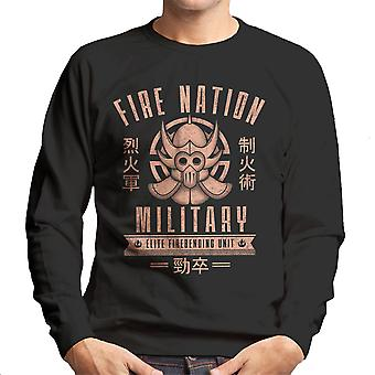 Fire Is Fierce The Legend Of Korra Men's Sweatshirt