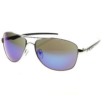 X-Loop Brand Eyewear Full Metal Oval Aviator Sports Frame Xloop Sunglasses