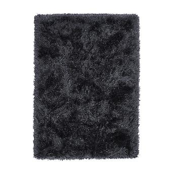 Extravagance Shaggy Rugs In Grey