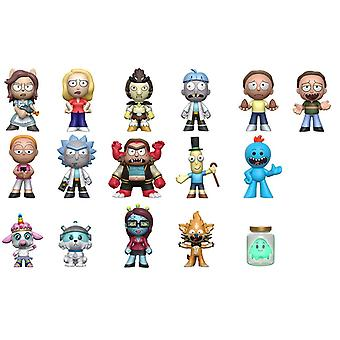 Funko Rick & Morty Mystery Minis  - 1 Supplied Collectible Figure