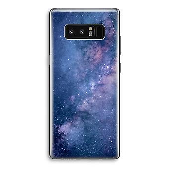 Samsung Galaxy Note 8 gjennomsiktig sak (myk) - Nebula