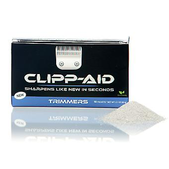GRP 55 Clipp-Aid Pet Trimmer Sharpening System (Pack Of 10)
