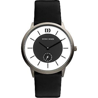 Danish Design Herrenuhr Titan Uhren IQ13Q958