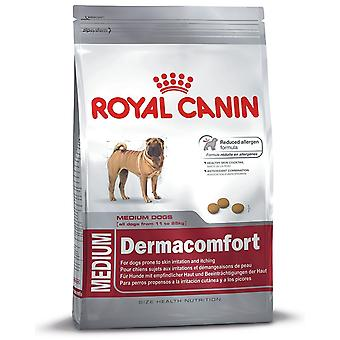 Royal Canin Dog Food Medium Dermacomfort Dry Mix 10kg