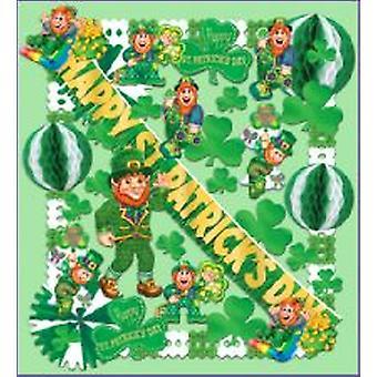 Paquete de fiesta del día de St Patrick - Deluxe