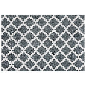 Washable mats elegance grey anthracite