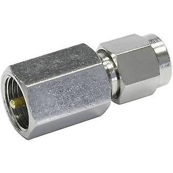 Telegärtner J01703A0009 BNC adapter FME plug - SMA plug 1 pc(s)
