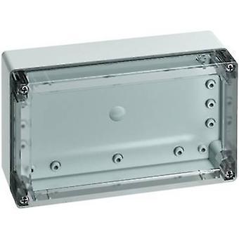 Spelsberg TG ABS 2012-8-til monteringsbeslag 202 x 122 x 75 acrylonitril butadien styren grå-hvid (RAL 7035) 1 pc (er)