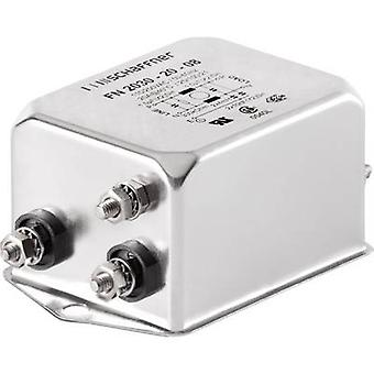 Schaffner FN2030-6-06 EMI filter 250 V AC 6 A 8 mH (L x W x H) 71 x 46.6 x 22.3 mm 1 pc(s)