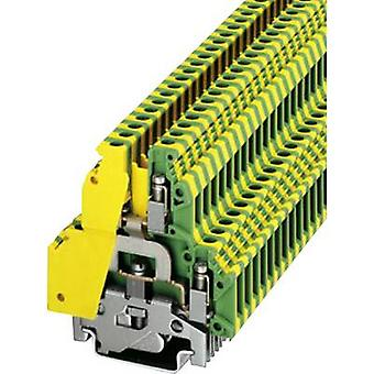 Phoenix Contact 2774211 UKK 5-PE due livelli - morsettiera verde-giallo
