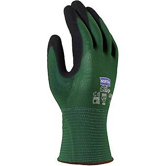 North Oil Grip NF35 Nylon Protective glove Size (gloves): 8, M EN 420 , EN 388.3121 1 pair