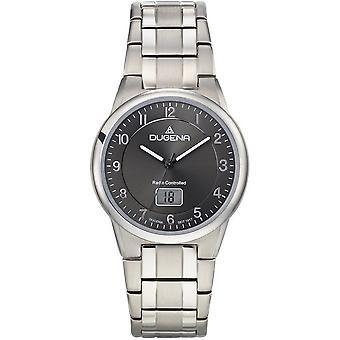 Dugena watch titanium watches Ghent radio 4460835