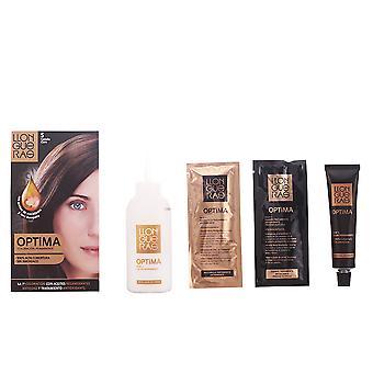 Llongueras Optima hår farve #5-lys brun Unisex