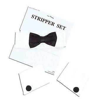 Bnov mandlig Stripper Kit kostume