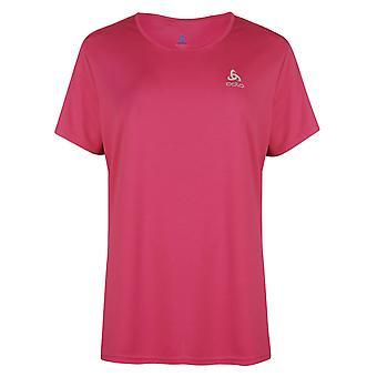 Odlo Womens Cardada T Shirt Mens Short Sleeve Performance Tee Top Round Neck