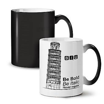 Sarcastic Joke NEW Black Colour Changing Tea Coffee Ceramic Mug 11 oz | Wellcoda