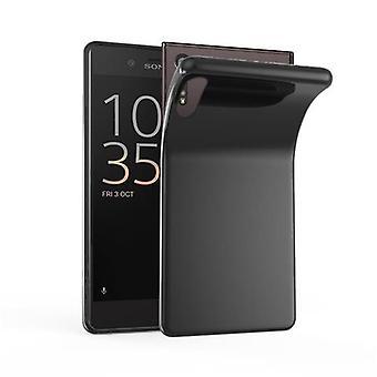 Custodia Cadorabo per la copertura per tetti Sony Xperia X ' X ' s - Custodia per cellulare in silicone TPU flessibile - Custodia protettiva in silicone Ultra Slim Soft Back Cover Bumper