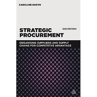Strategic Procurement - Organizing Suppliers and Supply Chains for Com