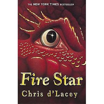 Fire Star by Chris D'Lacey - 9781843625223 Book