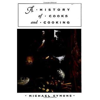 Uma história de cozinheiros e culinária (a série do alimento)