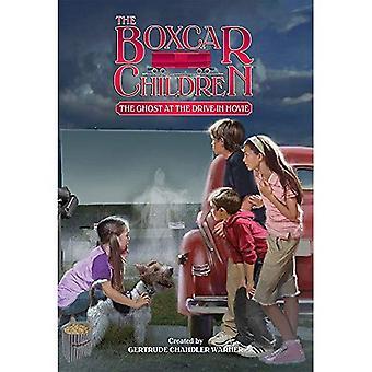 Spøkelse på Drive-In film (Boxcar barn)
