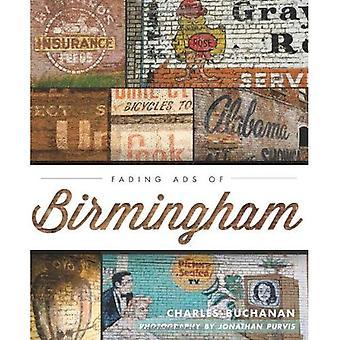 Anúncios de desvanecimento de Birmingham
