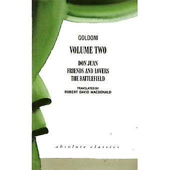 Goldoni: Volume Two