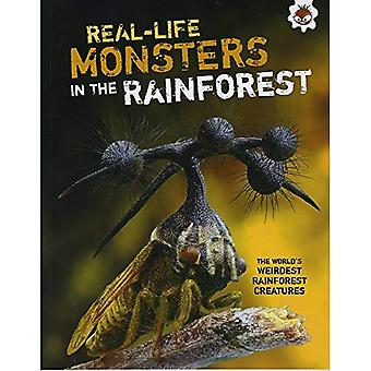 Real Life Monsters In The Fairforest