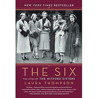 De zes: Het leven van de zusters Mitford