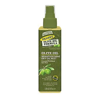 Palmer's oliwy z oliwek formuła oleju suchej mgły 178ml