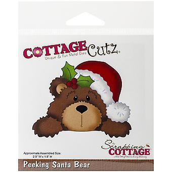Cottagecutz Dies-Tjuvkika Santa Bear 2,9
