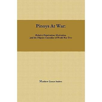 アンドレス ・ マシューによって第二次世界大戦中にフィリピンで戦争のゲリラ戦で Pinoys