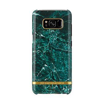 Richmond & Finch shells for Samsung Galaxy S8 Plus-Green Marble