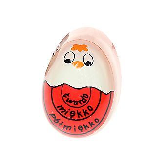 Egg clock/Egg timer in POLISH (color changing)