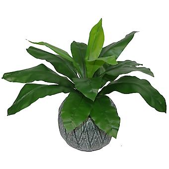 50cm Bushy Artificial Birds Nest Fern Plant
