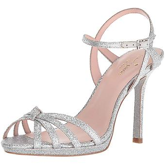 Kate Spade New York Womens Florence Leather Open Toe Special Occasion Ankle S...