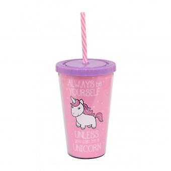 Xpressions Unicorn Drinks Cup