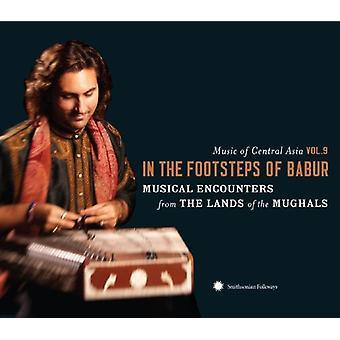 Music of Central Asia - Vol. 9-Music of Central Asia [CD] USA import