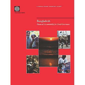 Bangladesh-finansiel ansvarlighed for god regeringsførelse af World Ban