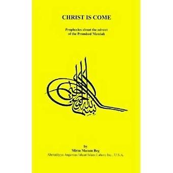 Christ Is Come by Mirza Masum - 9780913321638 Book
