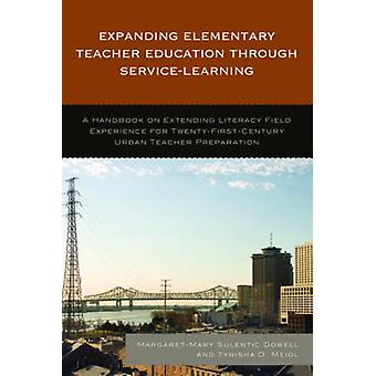 Expanding Elementary Teacher Education Through Service-Learning - A Ha