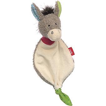 sigikid Knuffeldoek Mini Ezel Donkey Debby Dumb