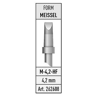 Stannol M-4,2-HF Soldering tip Chisel-shaped Content 1 pc(s)