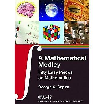 متنوع رياضية-خمسون قطعة سهلة في الرياضيات بجورج غ.