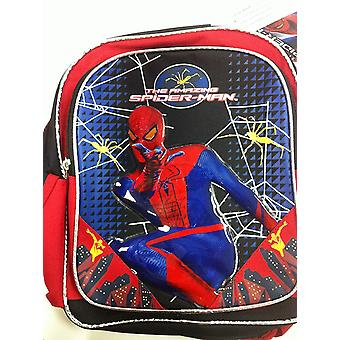 Small Backpack - Marvel - Spiderman Red& Black 12