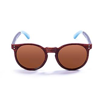 Lizard Wood Ocean Wood Sunglasses
