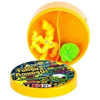 Bizak Pack 2 Fungus Amungus esemplare (neonati e bambini, giocattoli, Action figure)