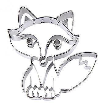 Fox Fox Party Biscuit Cookie Cutter 8 cm Mould 1 Piece Schlauer Fuchsparty