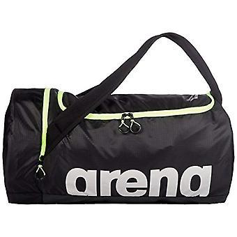 Arena Fast Duffle Swimming Bag - Adult Unisex - Jaune (Jaune Noir) - One Size