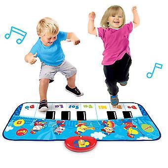 Winfun Tap N juego juguete Piano Musical Mat